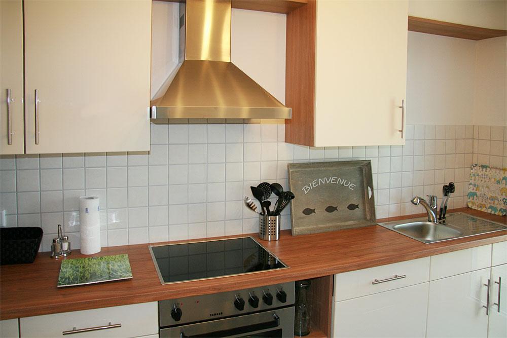 Wohnung Dusche In Der K?che : Eine komplett neue, komfortable 2-Zimmer-Ferienwohnung f?r 2 Personen